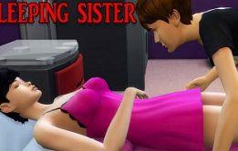 Convencendo a irmã a transar com seu irmão em video porno