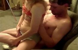 Um video de incesto real com irmão comendo sua irmã