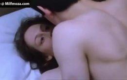 Mãe e filho fudendo em video de sexo familiar